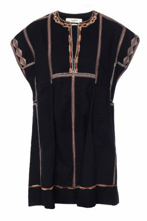 Embroidered pattern dress od Isabel Marant Etoile
